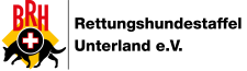 BRH Rettungshundestaffel Unterland e.V. Logo