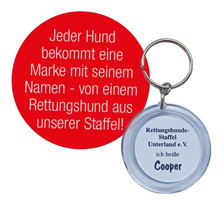 RHS Rettungshundestaffel Unterland e.V. Shop
