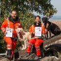 Herbstprüfung bei der Rettungshundestaffel Unterland